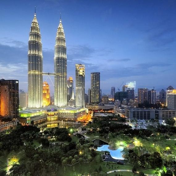 Sự tăng trưởng toàn diện của Malaysia khi từ nhìn từ góc độ kinh tế
